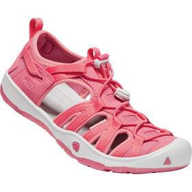 Keen Moxie Sandals Kids tea rose/vapor
